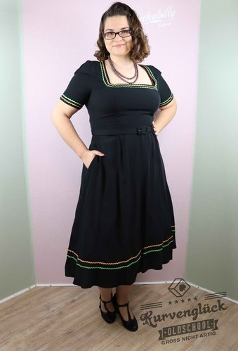 Collectif Schwingkleid Tilda Mexico