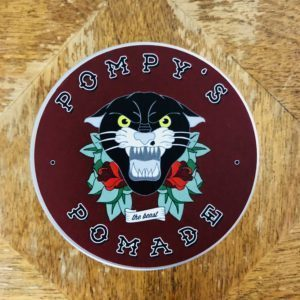 Pompys Pomade The Beast